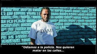 Kendrick Lamar - BLOOD. (Subtitulada en Español)