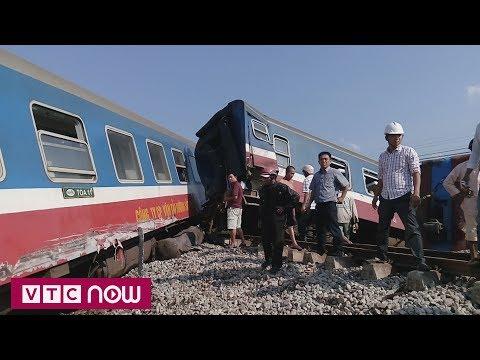 Những vụ tai nạn tàu hoả nghiêm trọng ở Việt Nam | VTC1