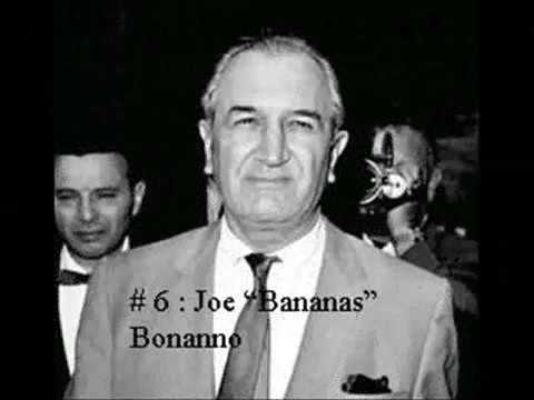 Top 10 Greatest Mafia Boss