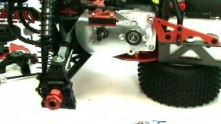 Install:(2 of  2) Turtle Racing HD Clutch system HPI Baja 5B