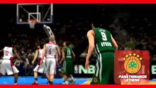 NBA 2k14 Theme song Preview @Ronnie2K @2KSports