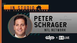 NFL Network's Peter Schrager Talks Chiefs-Ravens, Tanking, & More w/Dan Patrick | Full Interview