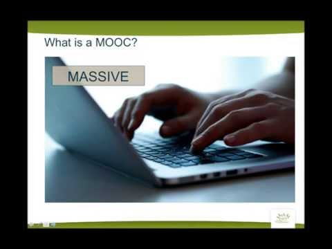 MOOC (Massive Open Online Courses) - How to Get a Free Ivy League Education