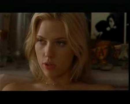 Scarlett Johansson Hot Scene