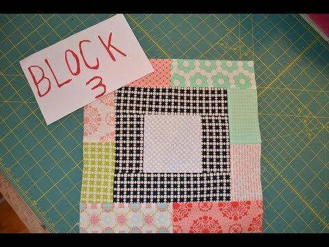 JEAN'S BLOCK PARTY 2018 ~Block Number Three