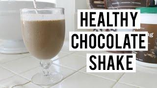 Healthy Gluten Free Chocolate Shake Recipe | Kendra Atkins