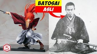 Samurai X ( Kenshin Himura ) Sang Battousai Ternyata Benar-Benar Ada