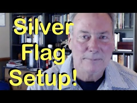 Geopolitics, Channel Stuffing, and Silver Flag Setup | David Morgan 5/22/18