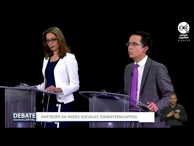🔴 Debate En Capital - Transmisión #ENVIVO