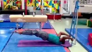 Dragonfly/Rocky Balboa Core Exercise