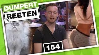 Sylvana, Nick en René bij DUMPERTREETEN (154)!
