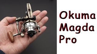 Best Fishing Reel 2018   A Complete Okuma Magda Pro Review (NEW) Baitcasting Reel