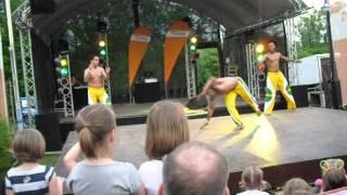 Capoeira - Tropennacht im Zoopark Erfurt (08.06.2013)