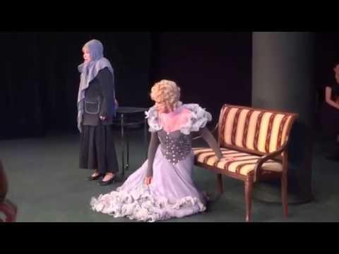 без вины виноватые театр чихачева Февраль