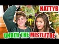 KattyB Under The Mistletoe