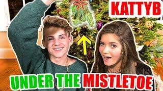 KattyB Under The Mistletoe