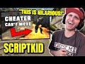 Summit1g Reacts: CSGO Cheaters trolled by fake cheat software by ScriptKid
