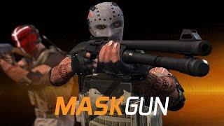 MaskGun ® (by June) - iOS/Android - HD (Sneak Peek) Gameplay Trailer