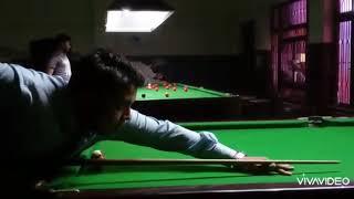 Trick Shot 8 Ball pool #Agra #Billiard