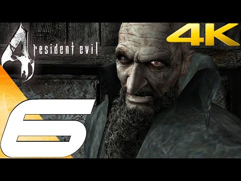 Resident Evil 4 Ultimate HD Edition - Walkthrough Part 6 - Chief Mendez Boss & The Castle [4K 60FPS]