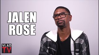 Jalen Rose Names His List of Top Rappers for the First Time Ever (Part 21)