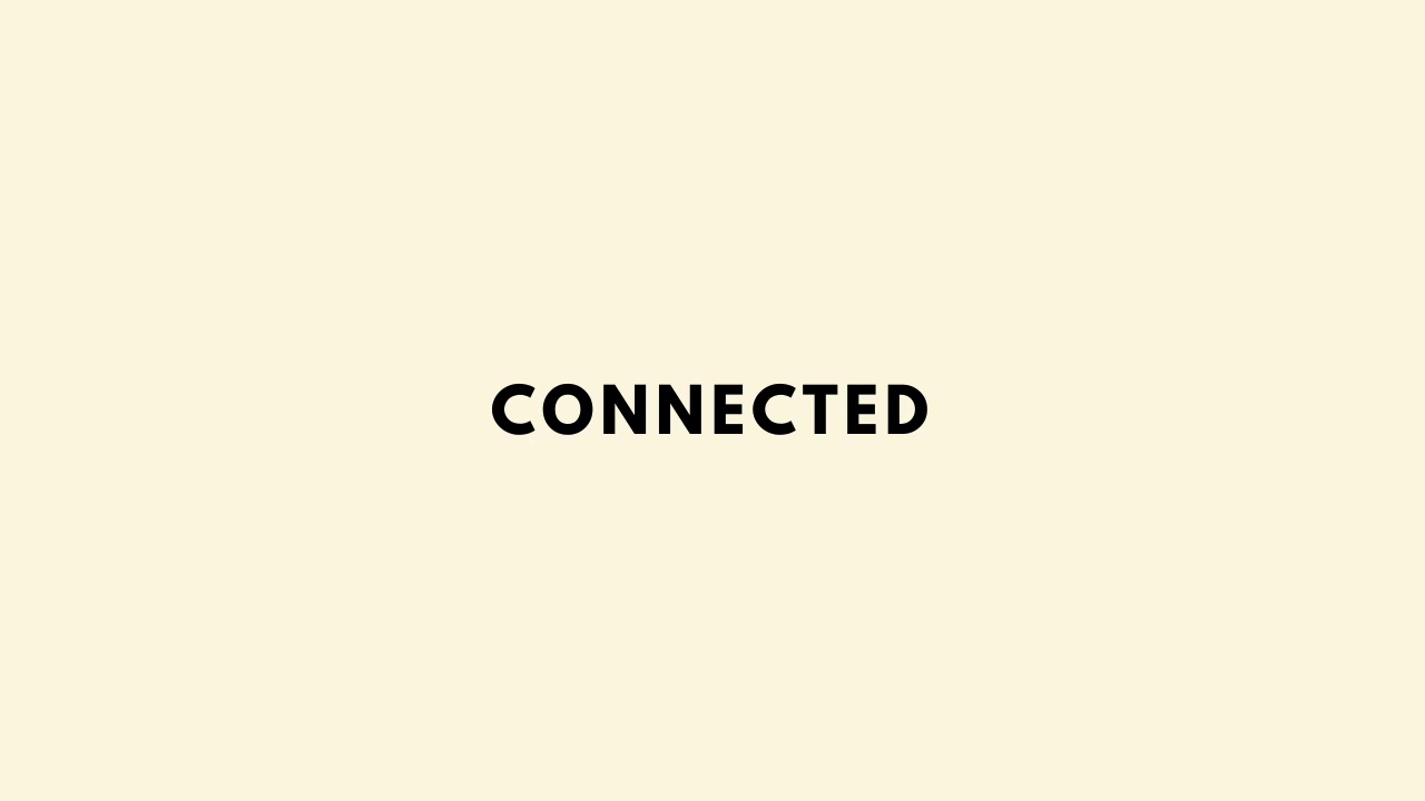 "chill guitar instrumental - ""connected"""