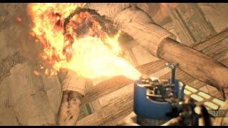 1000℃の熱で不死身のババアを燃やしてみたBIOHAZARD 7 resident evil グロテスクVer.part3 thumbnail