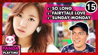 APINK (에이핑크) – 'Fairytale Love', 'Sunday Monday' & 'So L…