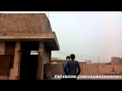 Ghost Captured In Cam Lahore PAKISTAN