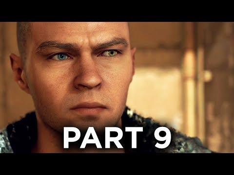 Detroit Become Human Gameplay Walkthrough Part 9 - JERICHO (Full Game)