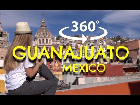 360º Guanajuato City, Mexico ⎸ 360 Honeymoon
