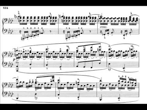 """Beethoven - Piano Sonata No. 8, Op. 13 """"Pathétique"""" II. Adagio cantabile (Ashkenazy)"""