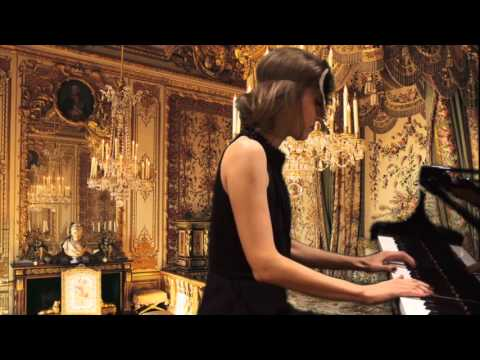 "Anna Sutyagina plays ""Minuet for the King"" by French composer George Lamothe"