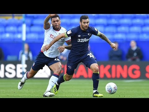 SHORT MATCH HIGHLIGHTS | Bolton Wanderers 1-0 Derby County