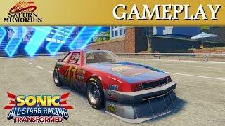 Sonic & All Stars Racing Transformed [PC] by Sumo Digital - Saturn Grands Prix [HD] [1080p60]