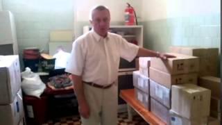 Доставка гуманитарной помощи в 3-ю городскую больницу г. Луганска(, 2015-07-16T04:44:45.000Z)
