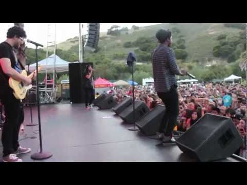 Shwayze  Cisco Adler - 'Island In The Sun' Live OutLaw Motion Pictures