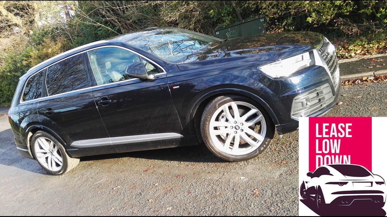 Audi Q7 Suv 2016 Review Leaselowdown Lease Lowdown