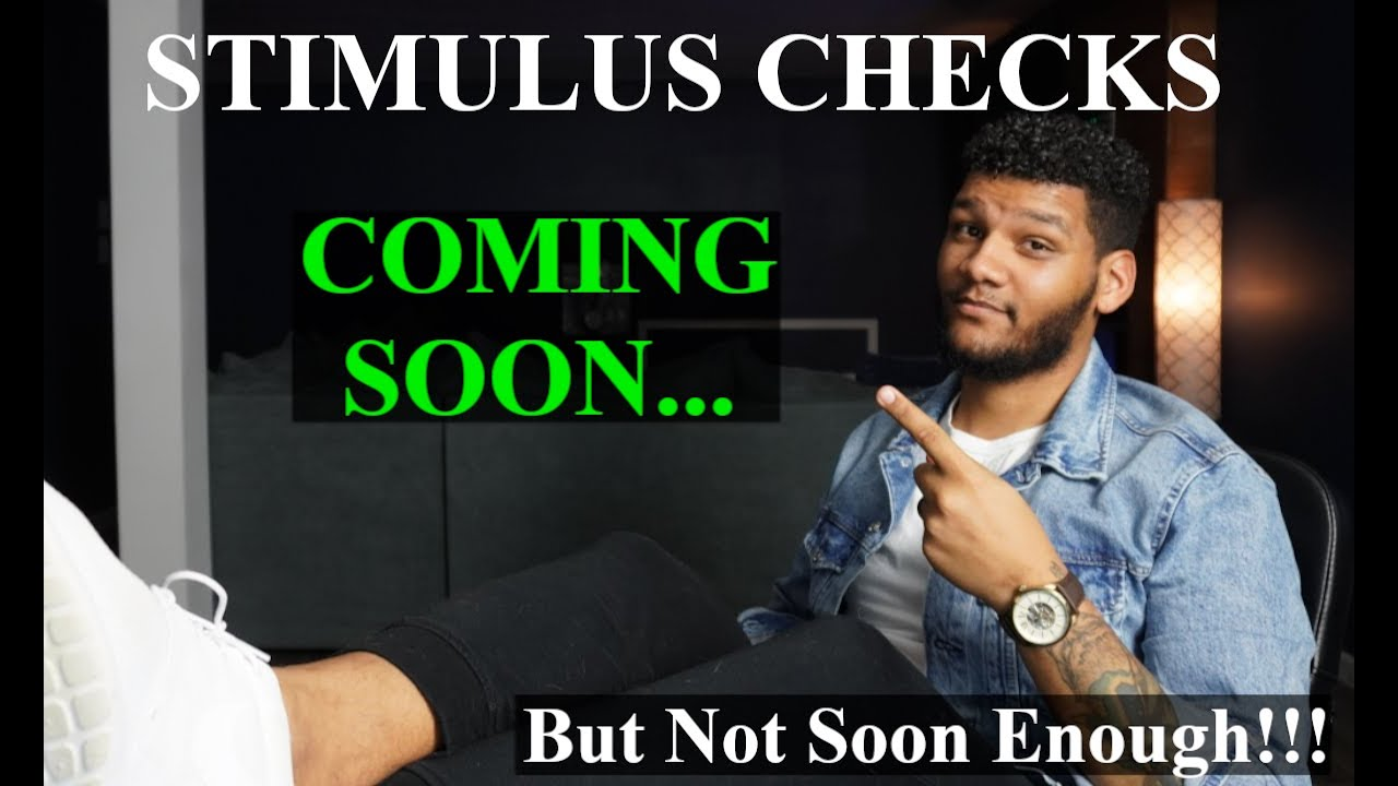 Money COMING SOON!!.....But Not Soon Enough!! Second Stimulus Check Update (8/12/2020)