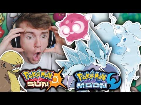 Pokemon Sun & Pokemon Moon - ALOLA (DELTA?) FORMS, Z-MOVES, NEW POKEMON?! - REACTION & THOUGHTS