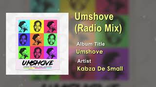 Kabza De Small - Umshove (Radio Mix) Official Song (Audio) - South Africa Music
