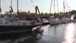Sabre Yachts and Back Cove Yachts Rendezvous 2015