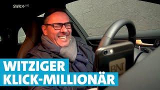 Youtube-Witze-Klick-Millionär Oliver Gimber | Gast aus Pforzheim