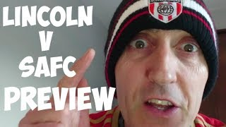Lincoln City v Sunderland Preview. Jack Ross Is The Best Manager.