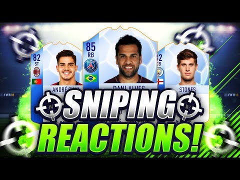 FIFA 18 | TEAM OF THE GROUP STAGE SNIPING 🤑 SNIPING REACTIONS EP 12 🐧