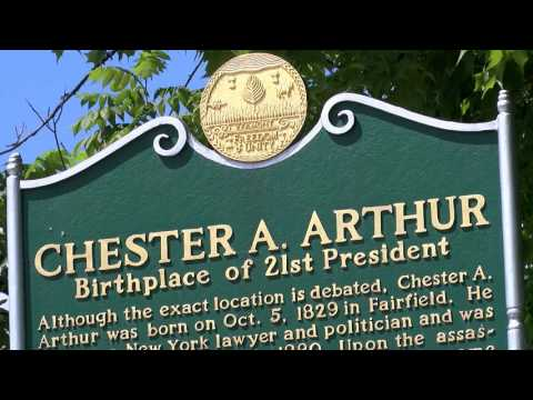 This Place in History: Chester A. Arthur Birthplace