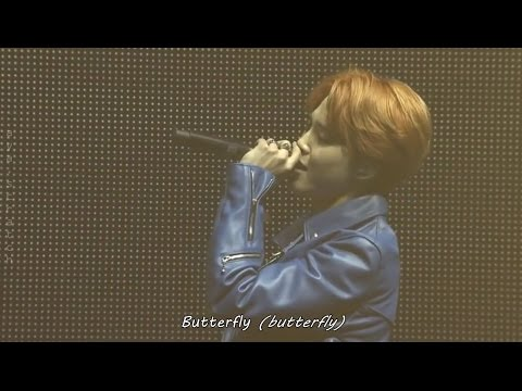 [HYYH] BTS - Butterfly Live (ENG SUB HD)