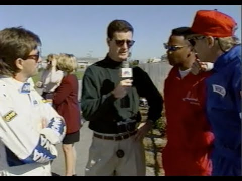 American Diabetes Association Orlando 500 promo (1995) - Marc's Monday Match-up