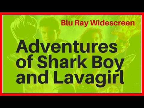 The Adventures of Sharkboy and Lavagirl 2005 | Spy Kids Super Heroes Game