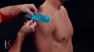 KT Tape: Rotator Cuff